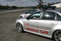 Audi medical car