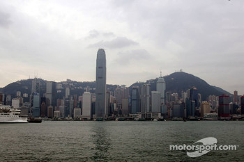 Hong Kong also wants a Formula One race
