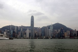 Hong Kong city features
