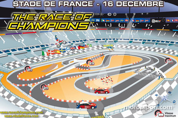 The track for The Race of Champions 2006