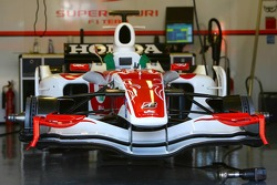 Super Aguri F1 Team interim chassis