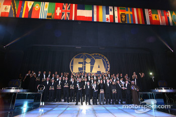 FIA Trophy winners