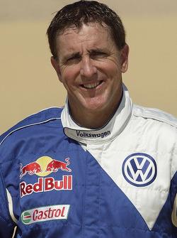 Volkswagen Motorsport presentation in Dubai: Mark Miller