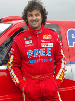 Team Dessoude presentation: Yvan Muller