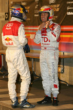 Tom Kristensen and Mattias Ekstrm