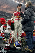 Race of Champions winner Mattias Ekstrm