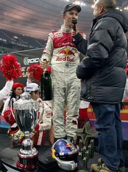 Race of Champions winner Mattias Ekström