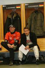 Armin Schwarz and Bernd Schneider
