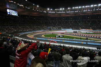 Semi final: Travis Pastrana and Sbastien Loeb