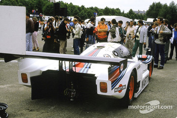 #5T Martini Lancia LC2 test car