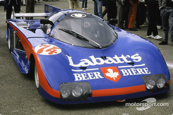 #74 Team Labatt Gebhardt JC 853 Frank Jelinski, John Graham, Nick Adams