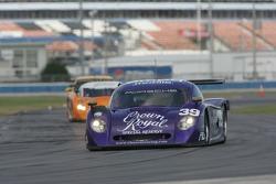 #39 Cheever Racing Porsche Crawford: Christian Fittipaldi, Eddie Cheever, Emmanuel Collard, Sascha Maassen