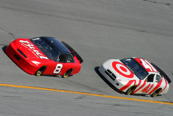 Dale Earnhardt Jr. and Reed Sorenson