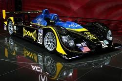 Andretti Green Racing Acura LC75 LMP2 American Le Mans Series car