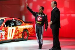 Dodge Avenger NASCAR and Juan Pablo Montoya 2007 Dodge NASCAR Driver