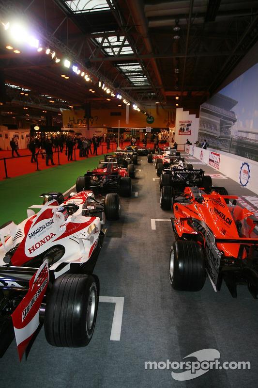 F1 Grid