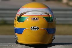 Helmet of Lewis Hamilton