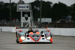 #37 Intersport Racing Lola B05/40 AER: Clint Field, Jon Field, Richard Berry