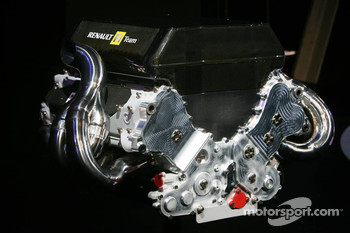 Engine of the Renault R27