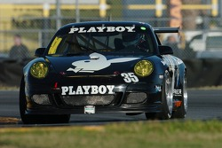 #35 Playboy Racing/ Unitech Porsche GT3 Cup: Tommy Constantine, Mike Borkowski, David Murry, Hal Prewitt