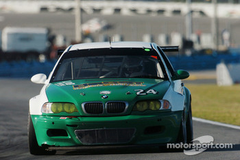 #24 Matt Connolly Motorsports BMW M3: Mike Pickett, Bill Cotter, Ray Mason