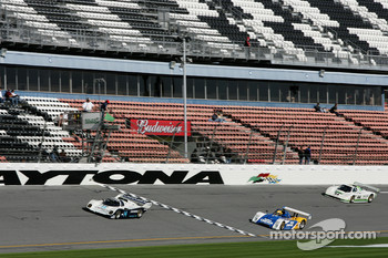 Historic cars at the 24 minutes of Daytona