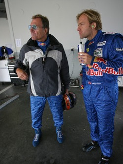 Dieter Quester and Philipp Peter