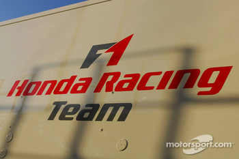 Honda Racing F1 Team logo