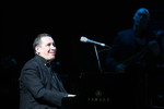 Gala dinner: Jools Holland plays at the gala dinner