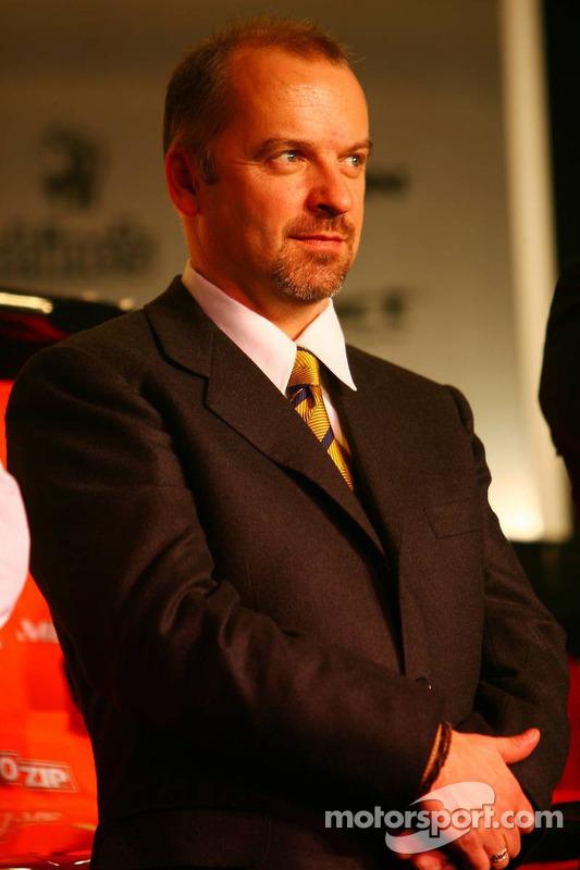 Mike Gascoyne, Spyker F1 Team, Chief Technology Officer