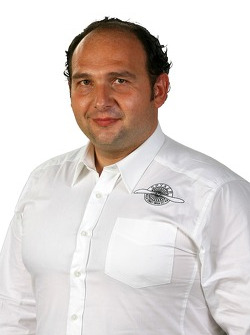 Colin Kolles, Managing Director and Team Principal, Spyker Formula One Team