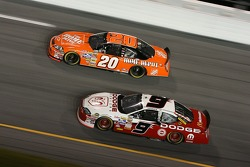 Tony Stewart and Kasey Kahne