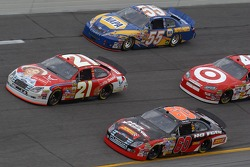 Boris Said, Kenny Schrader, Reed Sorenson, Michael Waltrip