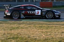 Phoenix Racing Aston Martin DBR9: Mondini, Collard, Malucelli