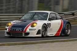 #99 Tech9 Porsche 997 GT3 RSR: Machitski, Edwards
