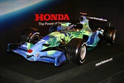 Honda F1 Racing RA107
