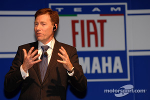 Yamaha Motor Racing managing director Lin Jarvis