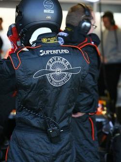 Spyker F1 Team, Pit crew