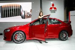 Mitsubishi Prototype Evo X