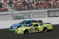 Paul Menard and Tony Raines