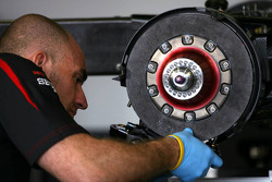Honda Racing F1 Team Technician