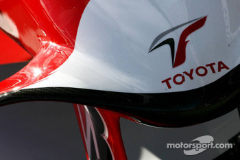 Toyota Racing, TF107