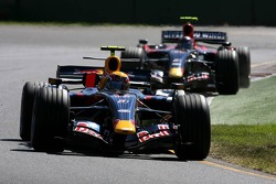 Mark Webber, Red Bull Racing, Scott Speed, Scuderia Toro Rosso