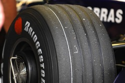 New Bridgestone Tire marking