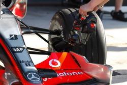 Cooling Fan McLaren Mercedes