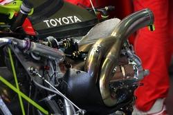 Toyota F1 Team, RVX07