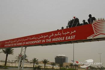 Welcome F1 Bahrain