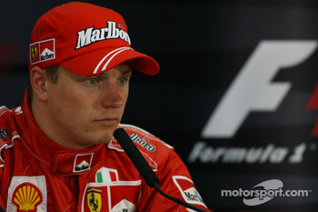 Press conference: Kimi Raikkonen