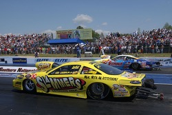 Jeg Coughlin Jr. (left) and Greg Anderson