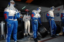 Pedro Lamy ready for his stint